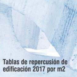 Tablas de repercusión de edificación (PDF)