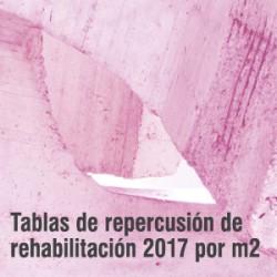 Tablas de repercusión de rehabilitación 2017 (PDF)