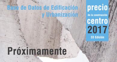 Precio Centro 2017