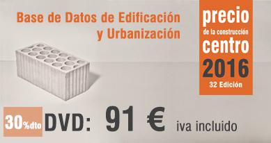 Precio Centro 2016