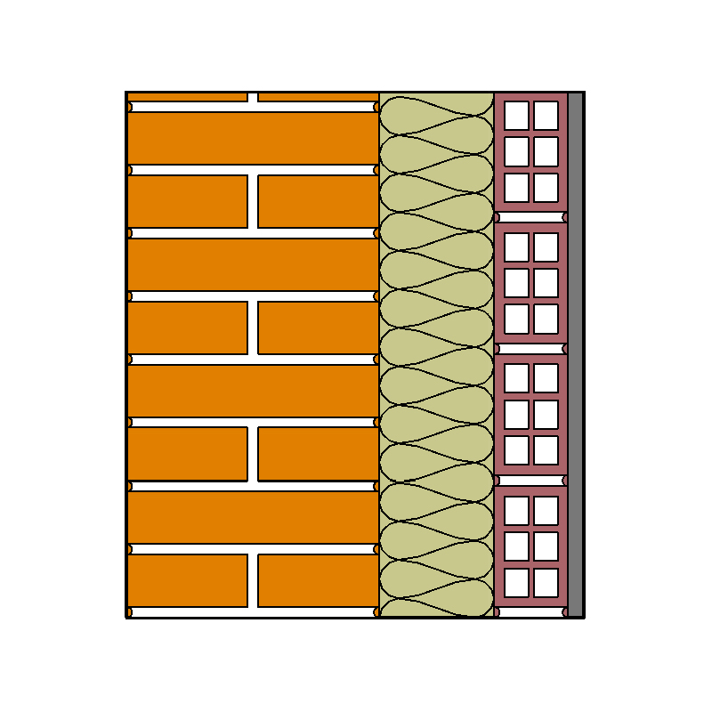 Soluciones familias bim f bricas vistas precio centro - Precio ladrillo perforado ...